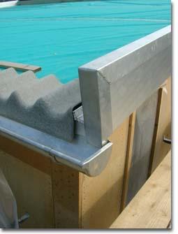 bauspenglerei. Black Bedroom Furniture Sets. Home Design Ideas